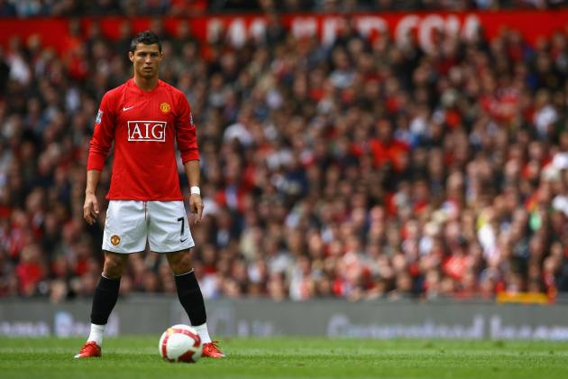 Manchester Utd: 5 Players David Moyes Could Sign to Complement Cristiano Ronaldo