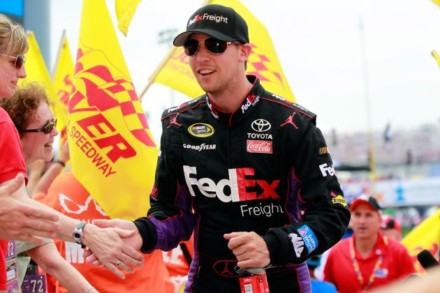 Denny Hamlin and the 5 Drivers Who Need a Win at Pocono
