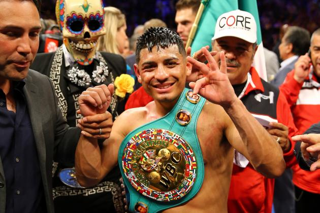 Blueprint for Abner Mares to Become an Elite Pay-Per-View Attraction