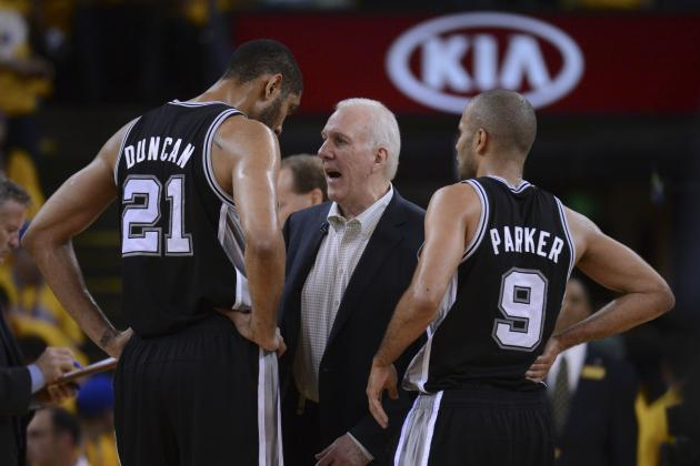 NBA Picks: San Antonio Spurs vs. Miami Heat, Game 1