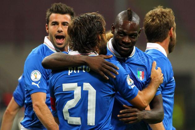 Czech Republic vs. Italy: 5 Key Battles to Watch