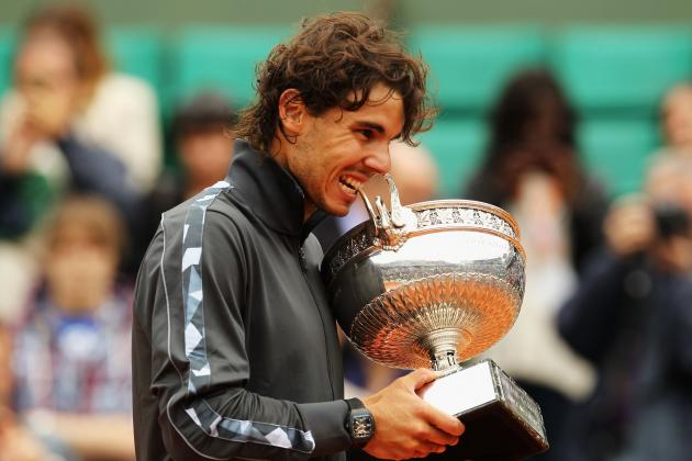 Ranking the Greatest Stars in French Open History