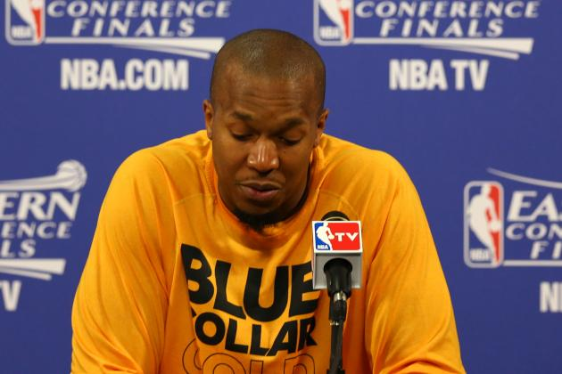 3 Reasons Why the Pacers Must Re-Sign David West