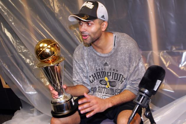 Tony Parker's Craziest NBA Finals Performances