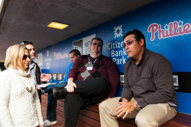 Philadelphia Phillies MLB Draft Results: Scouting Profiles for 2013 Picks