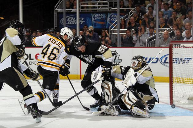 NHL Playoffs: Top 10 Players Left in the 2013 Stanley Cup Playoffs