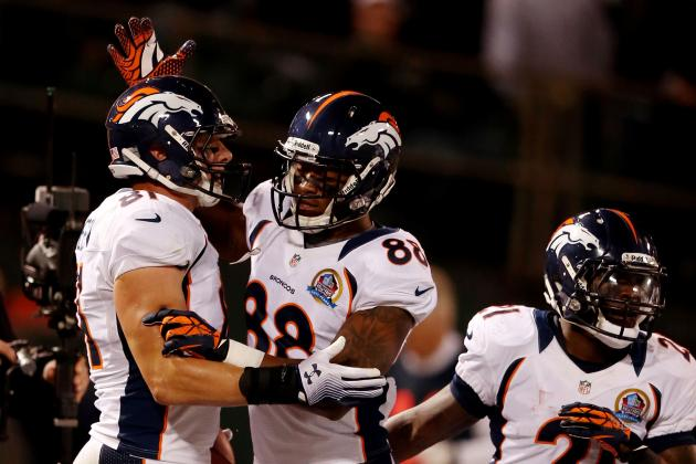Broncos Wide Receiver Breakdown: Complete Position and Depth Chart Analysis