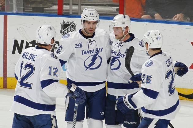 5 Missing Pieces Keeping Tampa Bay Lightning from Being a Playoff Team