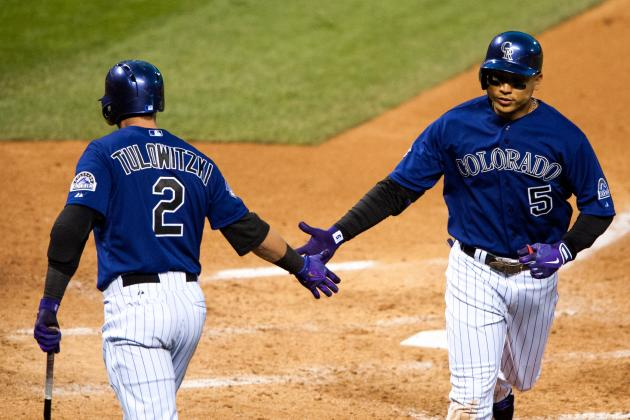 Ranking the Top 5 Hitting Duos in Major League Baseball