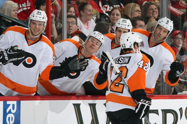 4 Missing Pieces Keeping the Philadelphia Flyers from Being a Playoff Team