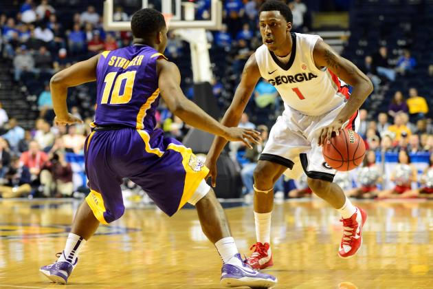 Stock Up, Stock Down for Top 20 NBA Prospects
