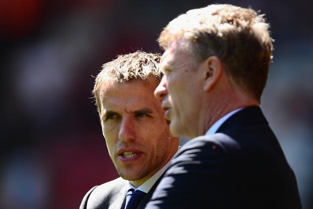Manchester United: 10 Things David Moyes Must Do