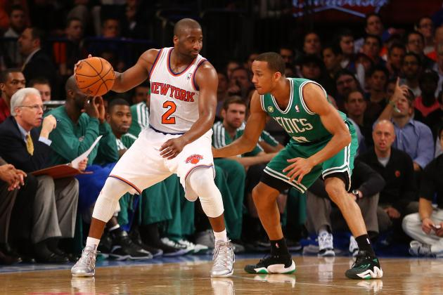 Ranking New York Knicks' Best Options to Back Up Raymond Felton at Point Guard