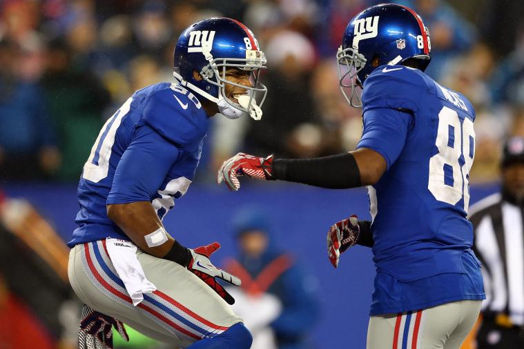 Giants Wide Receiver Breakdown: Complete Depth Chart Analysis