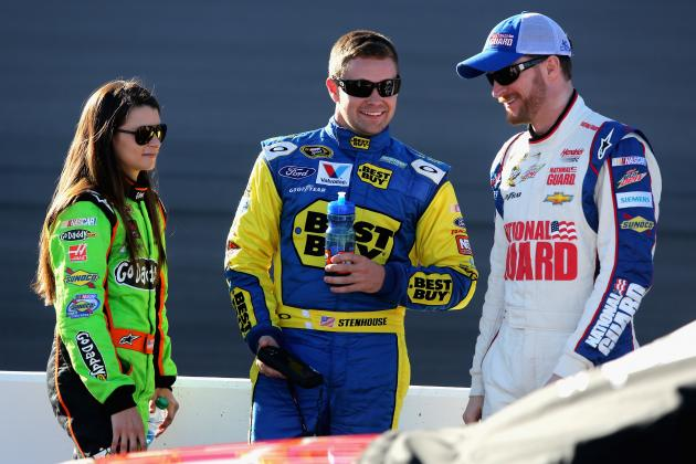 5 NASCAR Drivers on the Brink of Superstardom
