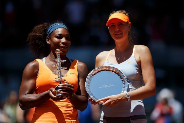 French Open 2013 Women's Final: Sharapova vs. Williams Preview and Prediction