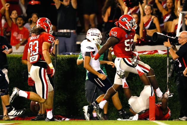 Georgia Football: Ranking the 5 Best Defensive Playmakers for the Bulldogs