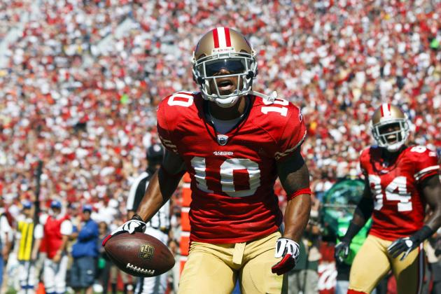 San Francisco 49ers: Total Breakdown and Depth Chart Analysis at Wide Receiver