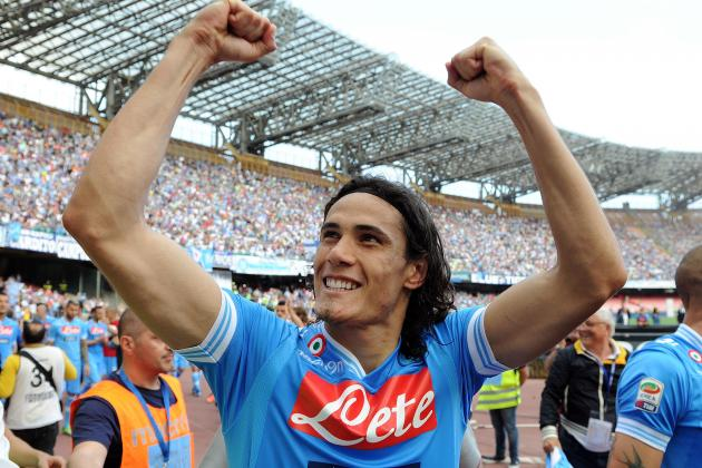 Summer Transfer Window Gossip: Edinson Cavani, Marouane Fellaini, Wayne Rooney