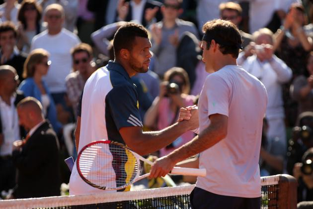 Power Ranking the Top 20 Men's Tennis Players After the 2013 French Open