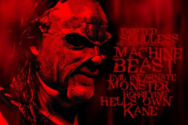 Kane's 15 Greatest Moments of His 15 Years in the Gimmick