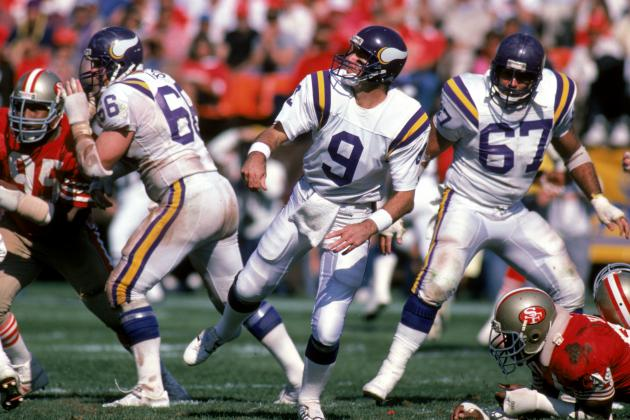 Power Ranking the 5 Greatest Centers in Vikings History