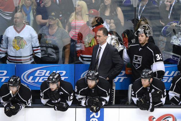 Los Angeles Kings' 5 Biggest Concerns in Western Conference Final