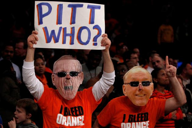 Syracuse Basketball: 5 Reasons to Be Glad You're an Orange Fan