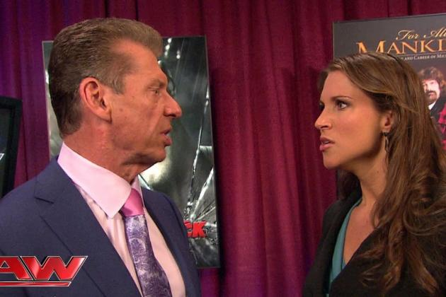 WWE Worst of the Week: Stephanie, Vince and More