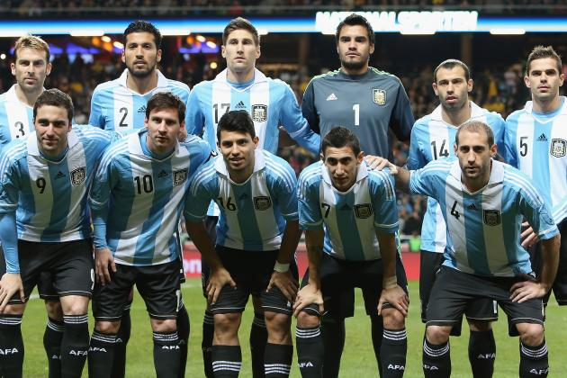 Argentina vs. Colombia: 6 Things We Learned from World Cup Qualifier
