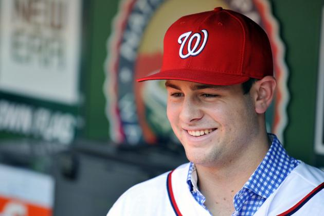 Projecting Major League Arrival Dates for Washington Nationals' 2013 Draft Class