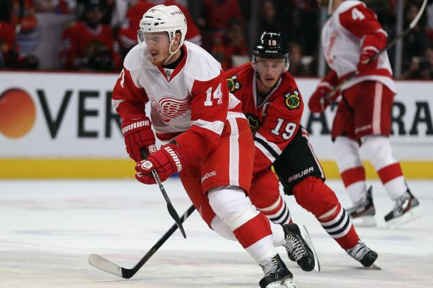 5 Ideal Free-Agent Signings for Detroit Red Wings