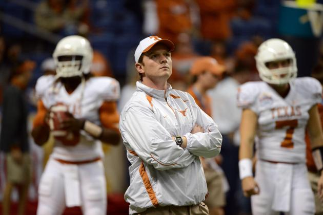 Texas Football: 5 Biggest Challenges for Longhorns' Major Applewhite