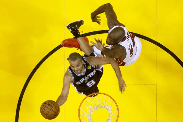 2013 NBA Playoffs Stats That Are Just Plain Wrong