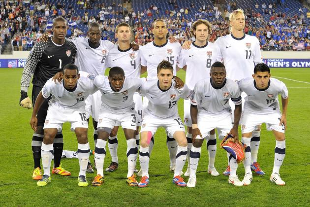 Picking a Next Generation USA Lineup for World Cup 2022