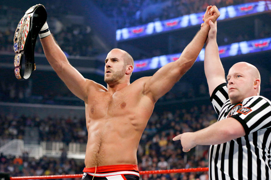 WWE Tag Team Division: Potential Partners for Antonio Cesaro
