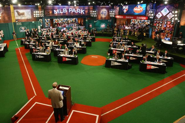 2013 MLB Draft Results: Biggest Winners and Losers of the Entire Draft