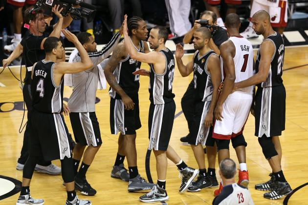 NBA Finals 2013: 5 Things You Need to Know Going into Game 2