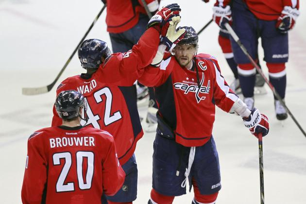 5 Potential X-Factors for the Washington Capitals in 2013-14 Season