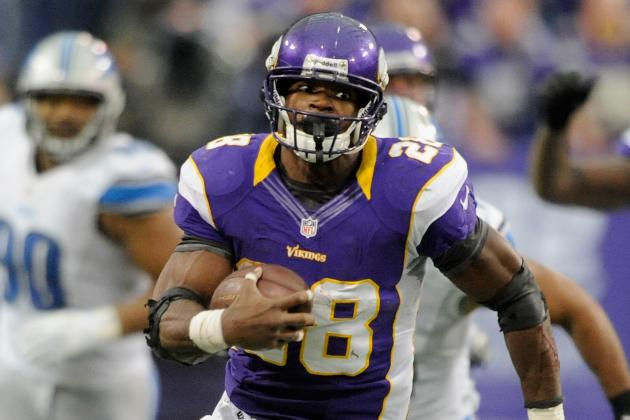 Fantasy Football 2013: Top 10 Running Backs