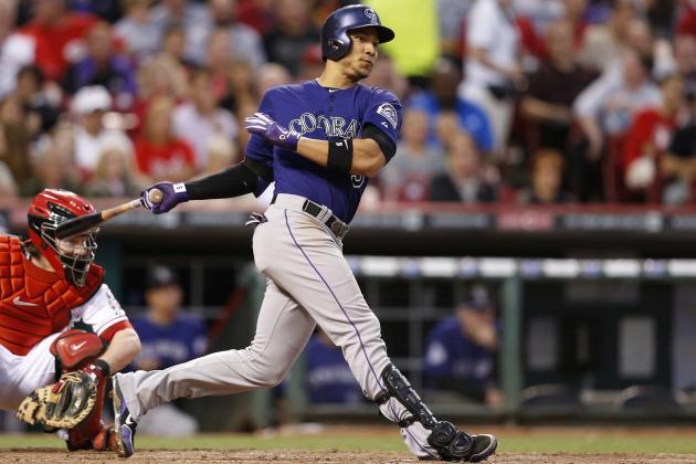 MLB's Longest Home Run Blasts of the Week (June 2-June 8)
