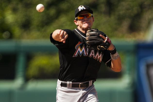 Stock Up, Stock Down for Miami Marlins' Top 10 Prospects for Week of June 3