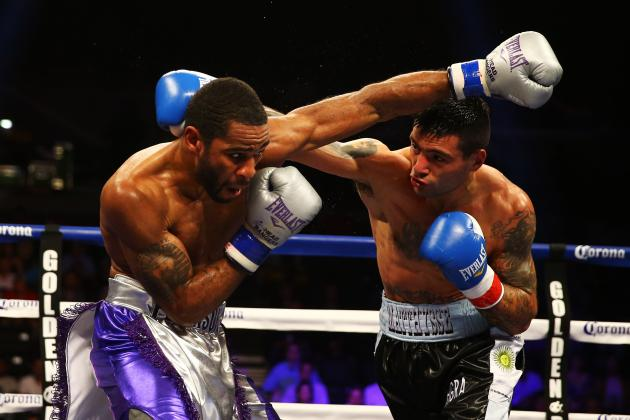 Boxing Stock Watch: Who's Rising and Who's Falling?
