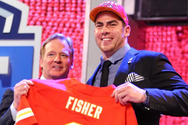 Updated Odds for Every First-Round NFL Rookie to Start in 2013