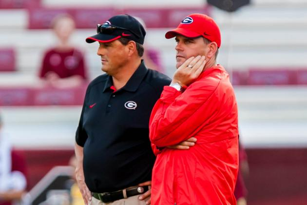 Georgia Football: 5 Biggest Challenges for Mike Bobo
