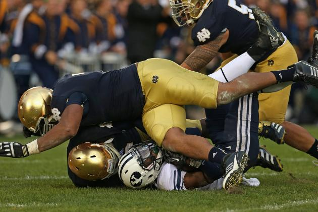 Notre Dame Football: Ranking the Position Groups