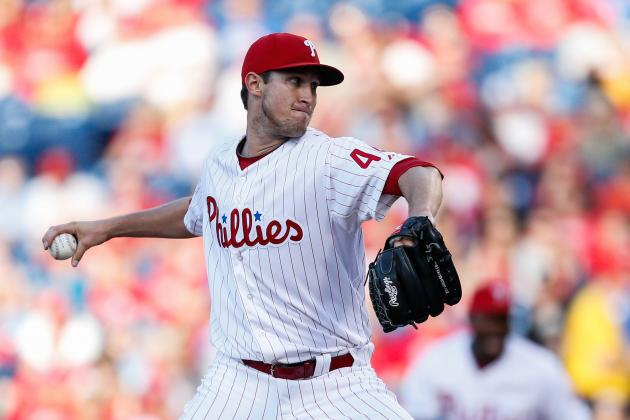 Stock Up, Stock Down for Philadelphia Phillies' Top 10 Prospects for Week 10