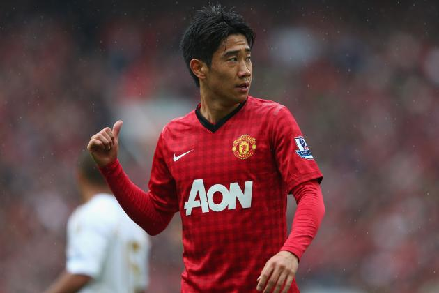 5 Reasons Shinji Kagawa Will Be Manchester United's Best Player Next Season