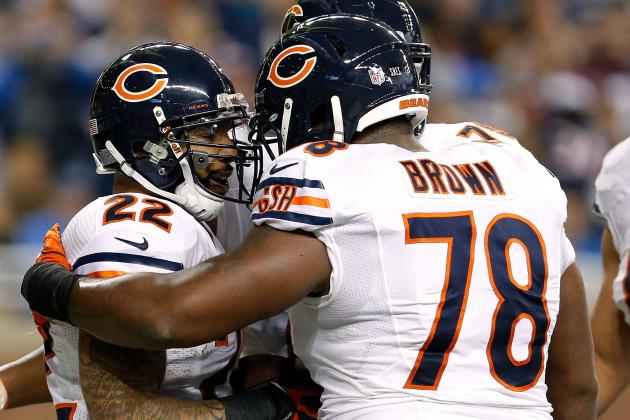 3 Undrafted Chicago Bears Players Who Could Prove to Be Gems