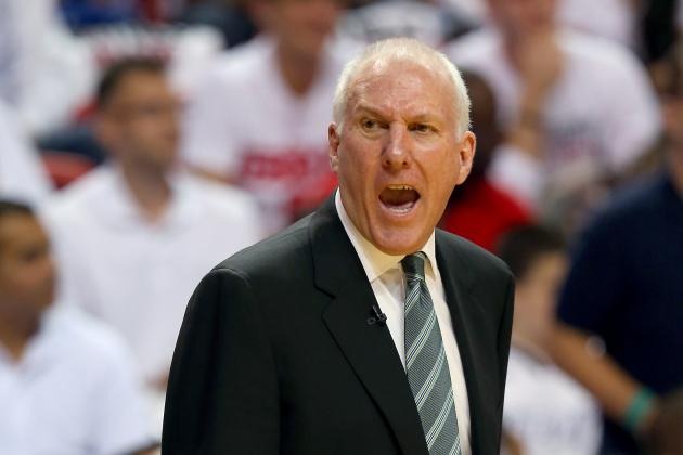 Ranking Gregg Popovich Among All-Time NBA Head Coaches